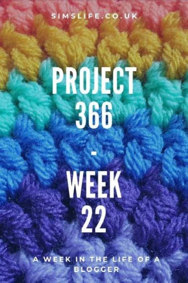 Project 366 - Week 22 Pinterest