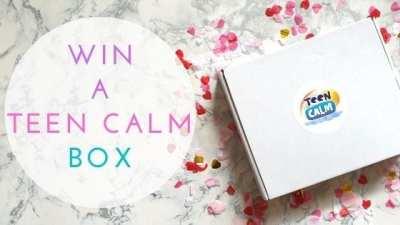 Win a Teen Calm Box