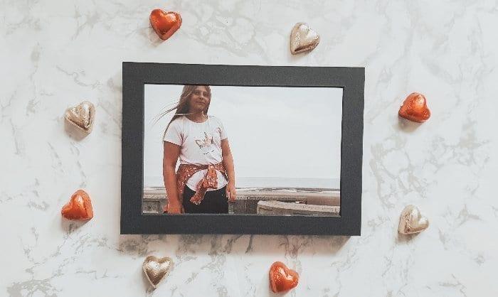 Morse Toad Chocolate Photo Frame