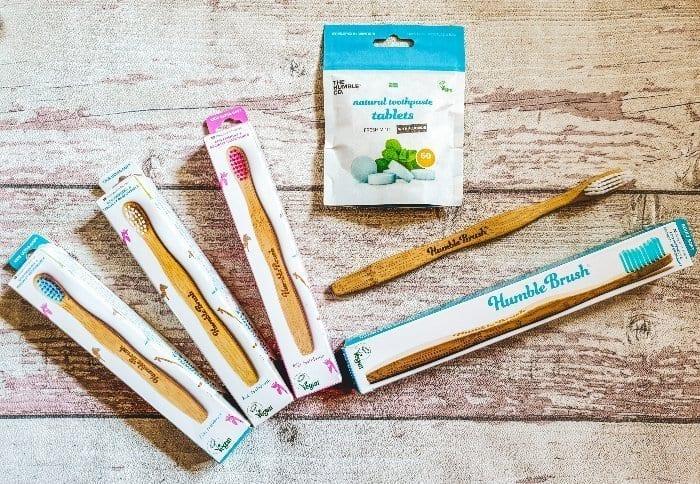 Humble Toothbrush set