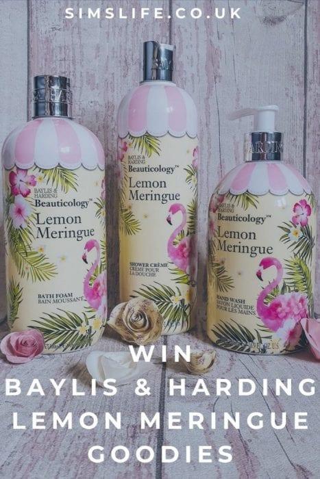Win Baylis & Harding range