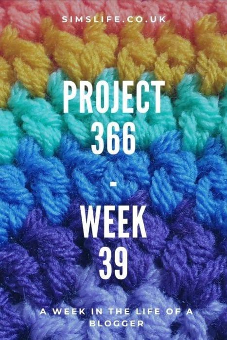 Project 366 Week 39