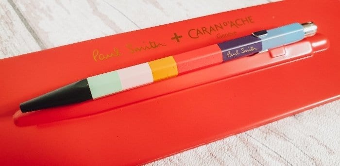 Paul Smith Caran D' Ache pen