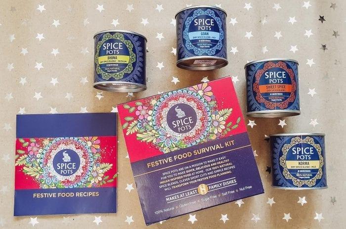 Spice Pots Christmas Kits