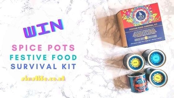 Festive Food Survival Kit