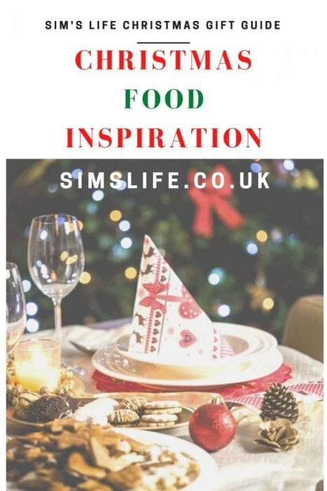 Christmas Food Inspiration Sim's Life