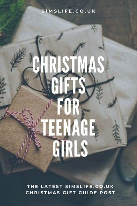 Christmas Gifts For Teenage Girls