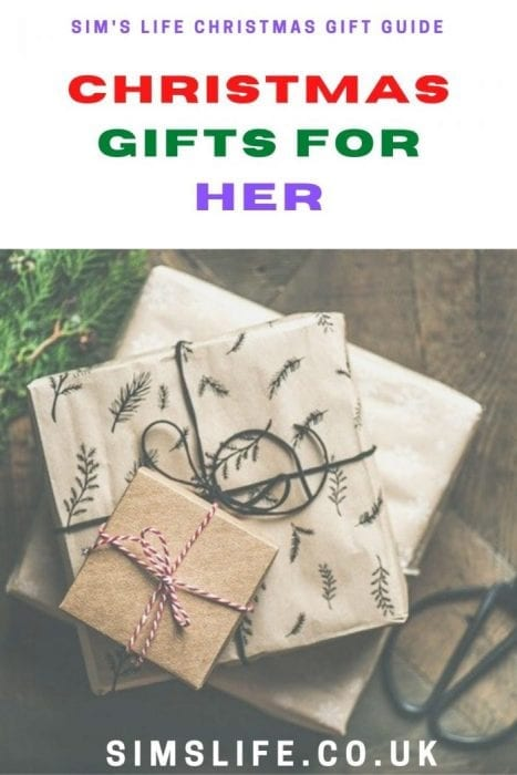 Christmas Gifts For Her Inspiration