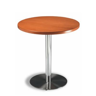 mesa interior redonda hostelería m322