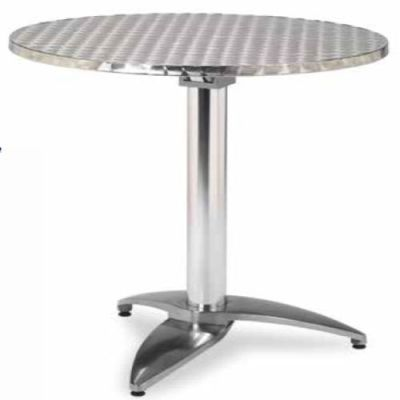 mesa terraza aluminio exterior m445