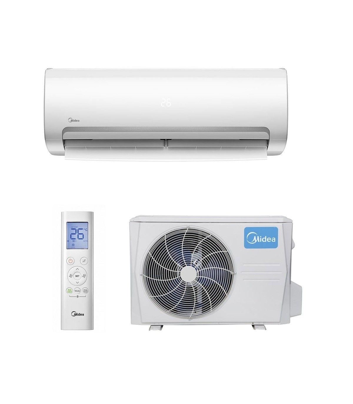 aire acondicionado split Midea Mission II 71(24)N8 suministros industriales moreno venta de aire acondicionado