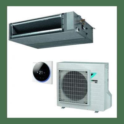 daikin zbag71a conjunto conductos aire acondicionado daikin suministros moreno vigo