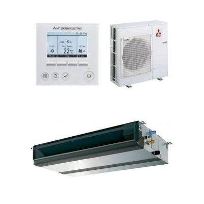 mitsubishi electric MGPEZ-100VJA aire acondicionado por conductos suministros industriales moreno