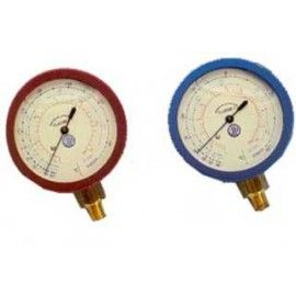 Manómetros Ø60 MM Con Glicerina Blondelle Conex Vert y Torn Reg