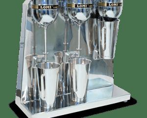 batidora mezcladore triple Lomi maquinaria hostelería Vigo