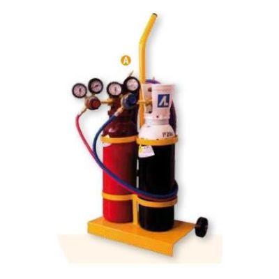 Equipos de soldadura oxi-acetileno OXAC1100
