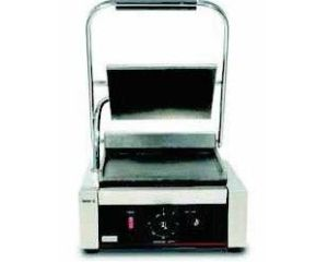 Sandwichera industrial grill eléctrico Beckers GE-1-B-SIMPLE