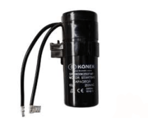 Condensador de arranque Danfoss 60uF