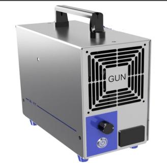 Máquinas de ozono portátiles GUN-O3-A01 A02 A03