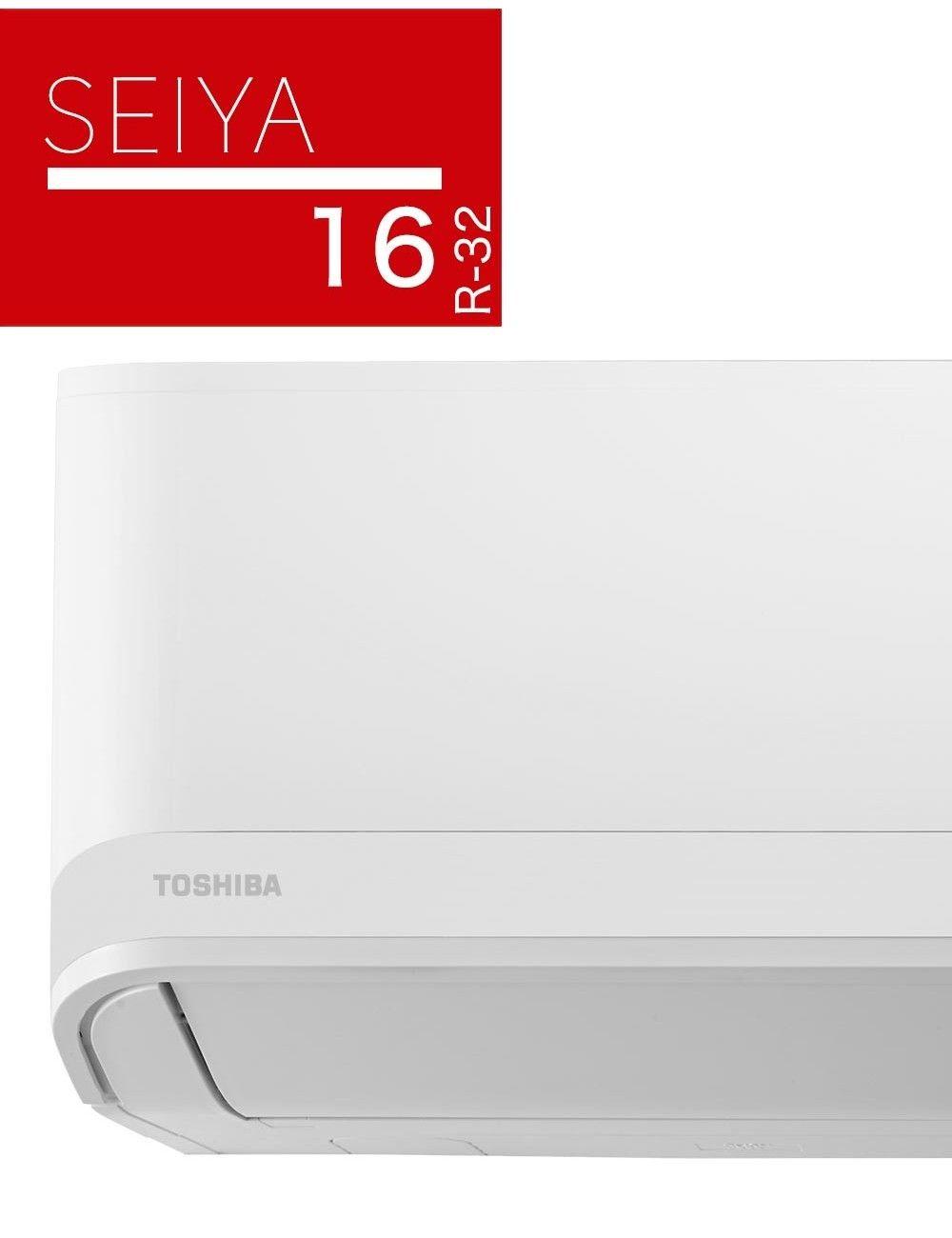 Aire acondicionado Toshiba Seiya R32