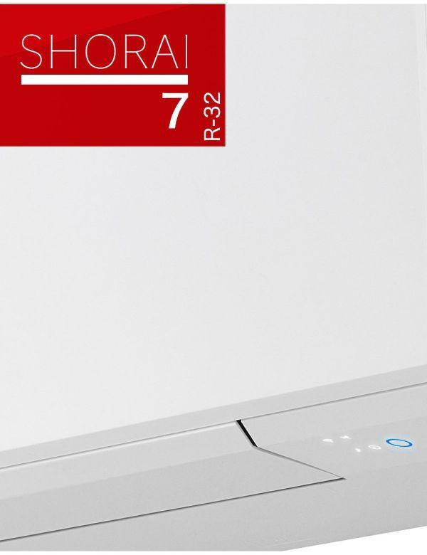Aire Acondicionado Toshiba Shorai R32
