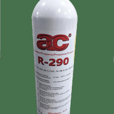Gas Refrigerante R290 Alcobre