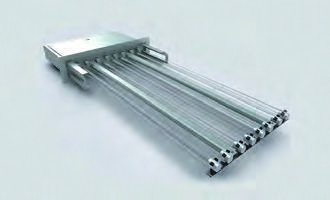 Lámparas de Filtración UV de uso Industrial para Conductos