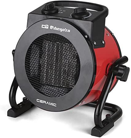 Calefactor Orbegozo FHR-2050 2000W