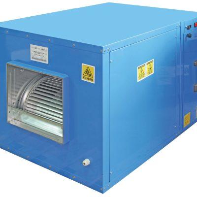 Filtros Electrostáticos UFE-WIN Tolva Impulsión