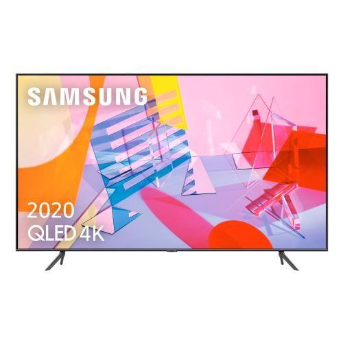 """TV QLED Samsung 43""""/55"""" QE55Q60TAUXXC"""