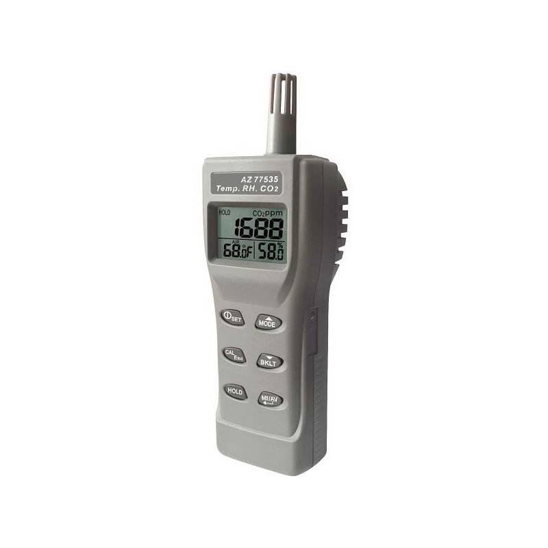 Medidor de CO2 AZ535