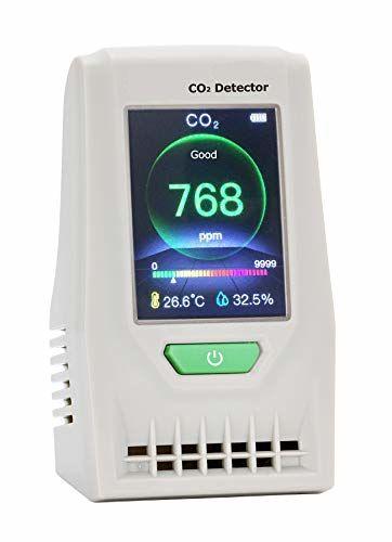 Medidor Gráfico CO2 Sobremesa ST-967