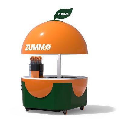 Línea Kiosko Zummo ZK