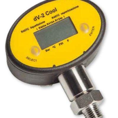 Manómetro Patrón Certificable Wigam DV-2 COOL/80