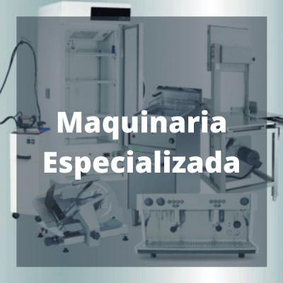 Maquinaria Especializada