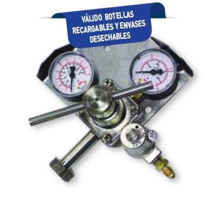 Regulador Profesional de Nitrógeno y Azoidro Wigam AZ200-50/D