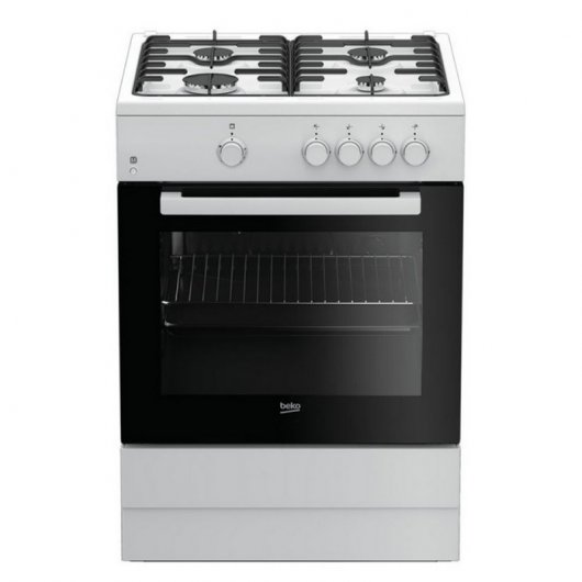 Cocina Beko FSG62000 DWL