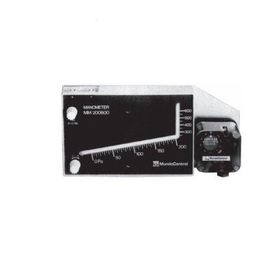 Manómetro y Presostato para Filtros de Aire MM200600/PSB600