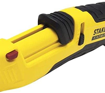 Cuchillos Stanley Con Deslizador 3 Posiciones