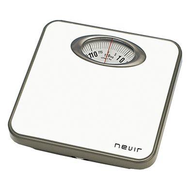 Báscula de baño Nevir NVR-3300BB
