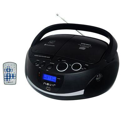 Radio CD Nevir NVR 48OUB