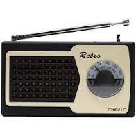 Radio portátil Nevir NVR 200
