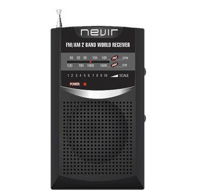 Radio portátil Nevir NVR136D