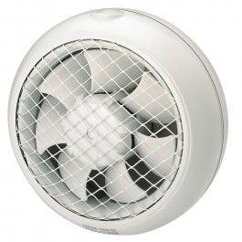Ventiladores helicoidales S&P Serie HCM-N