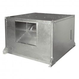 Cajas de ventilación a transmisión Serie CVHT