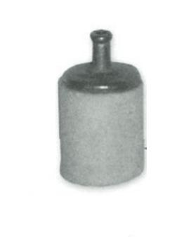 Filtro Gasolina SOLQUIGAL Metálico