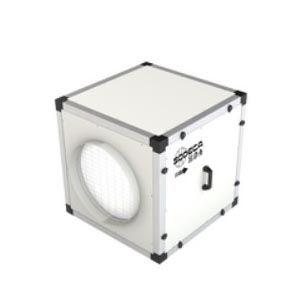 Purificador de aire industrial Sodeca CG-FILTER-UVC