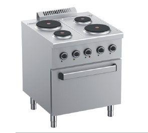 Cocina Eléctrica MBM Ecoline Plus 700
