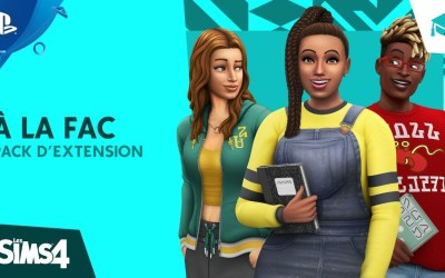 Télécharger Sims 4 – A la fac / University