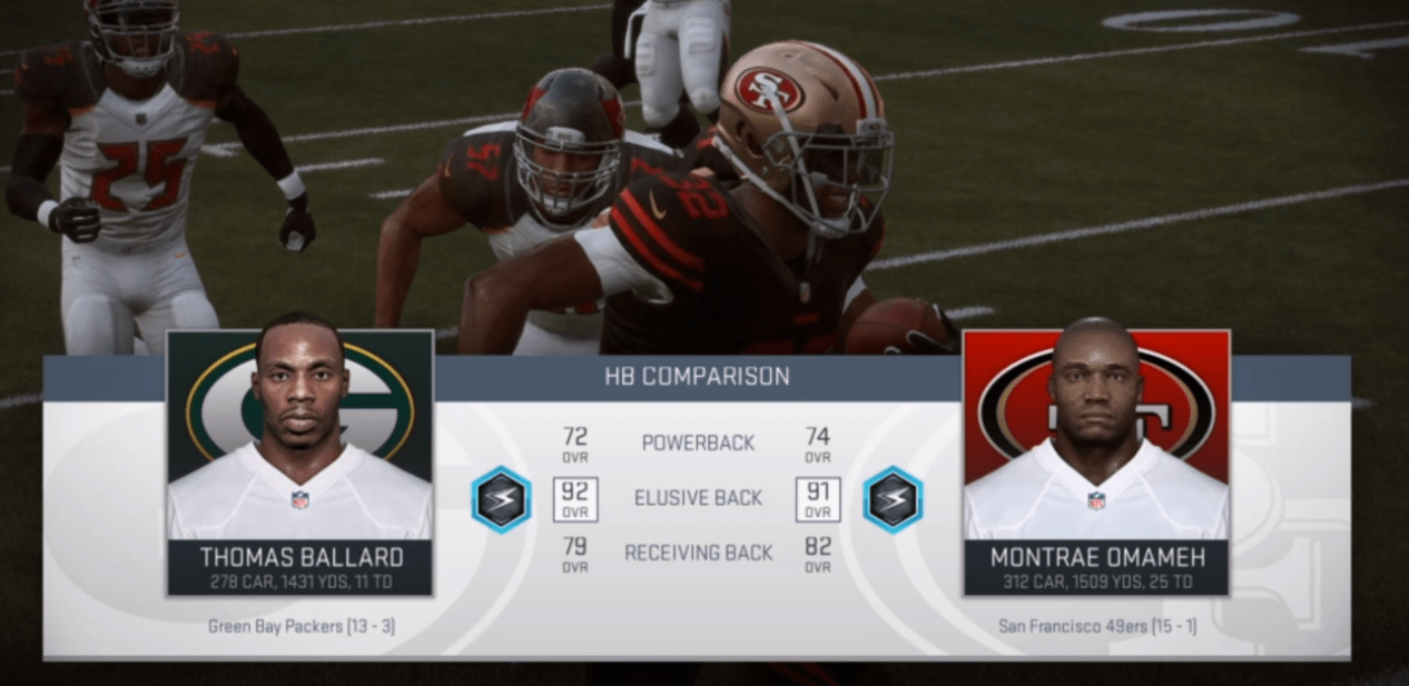 Madden PS4 CFM NFC Championship Broadcast Stream the San Francisco 49ers host the defending champion Green Bay Packers with the winner advancing to the Super Bowl
